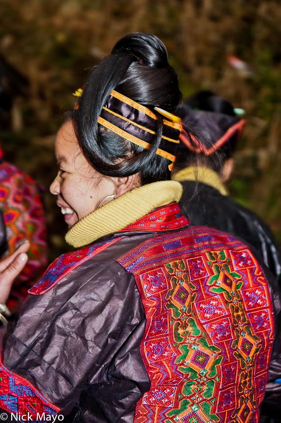 China,Festival,Guizhou,Hair,Miao, photo