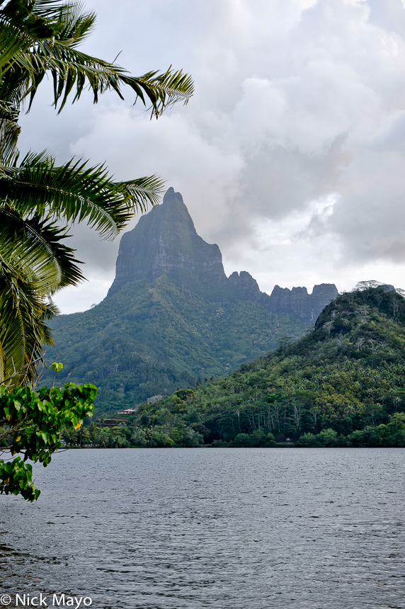 French Polynesia,Iles Sous Le Vent, photo