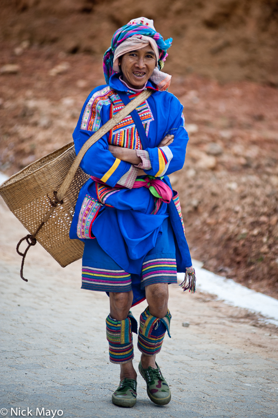 China,Lahu,Yunnan, photo
