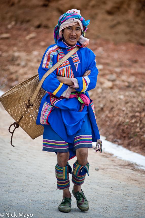 China,Lahu,Leggings,Yunnan, photo