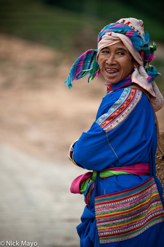 Bag,China,Lahu,Yunnan, photo