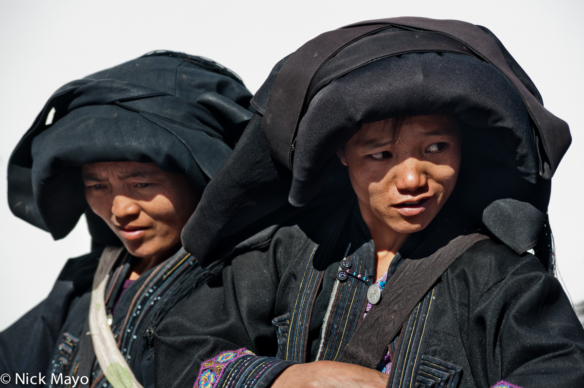 China,Turban,Yi,Yunnan, photo