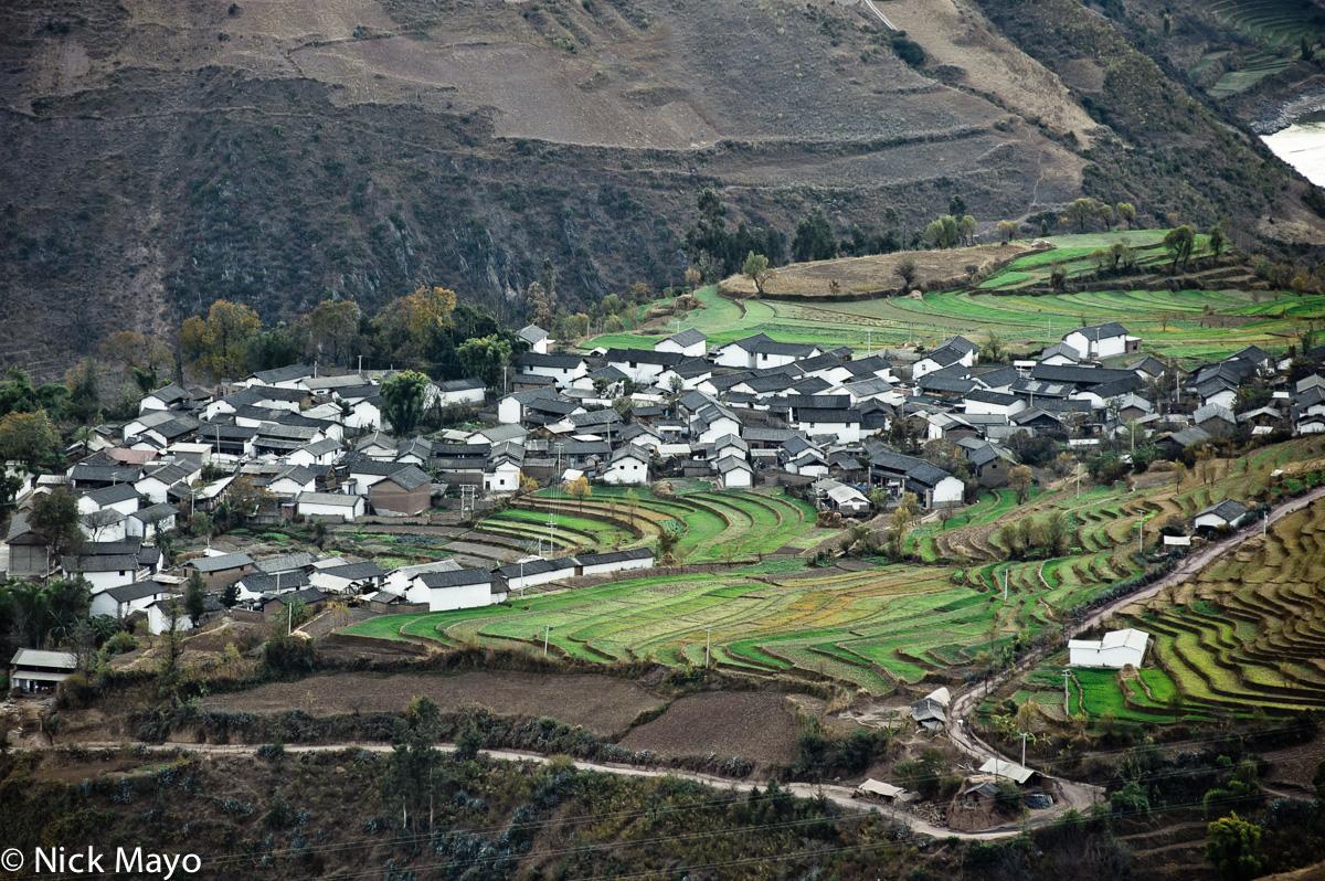 China,Village,Yunnan, photo