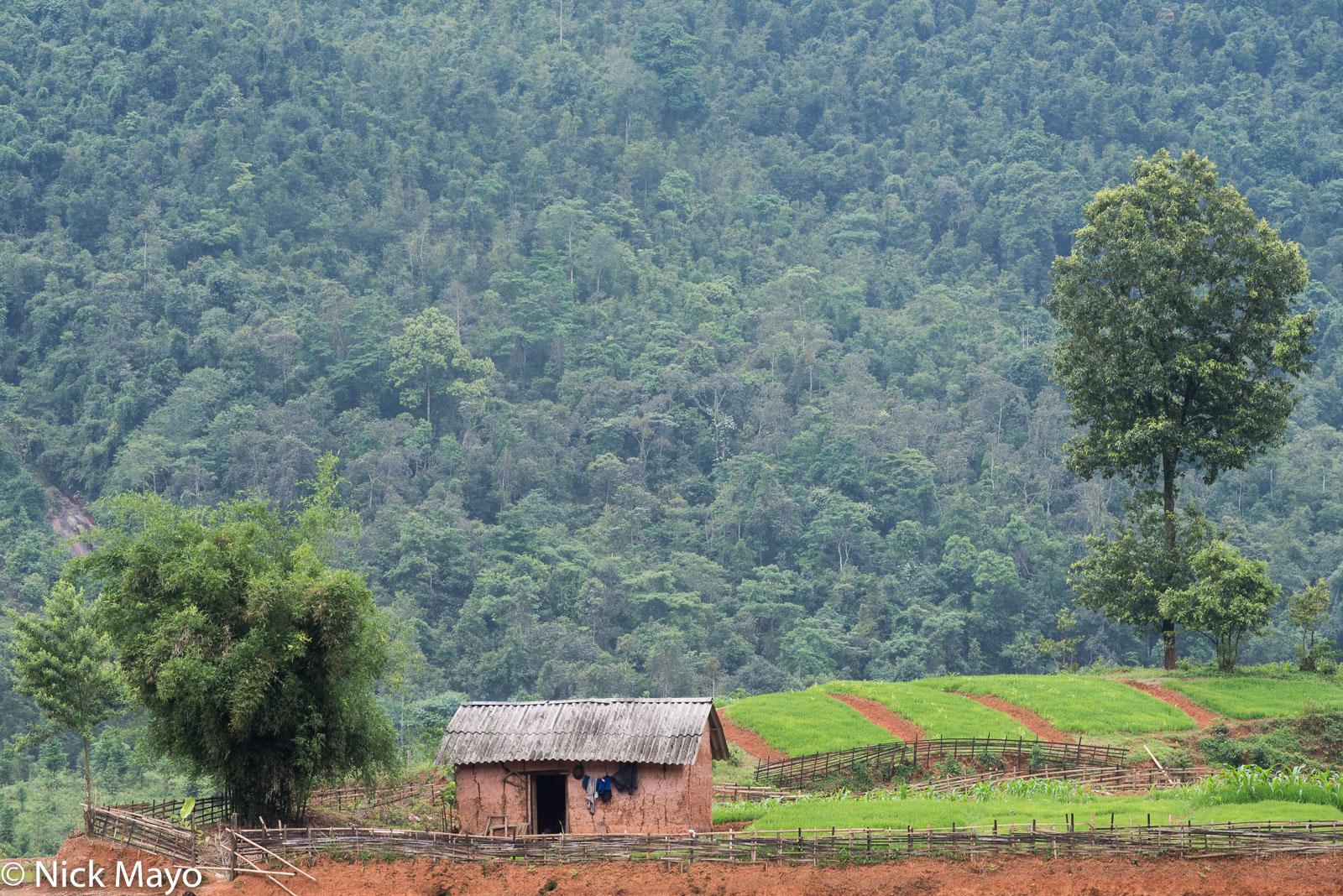 Hut, Lao Cai, Vietnam, photo