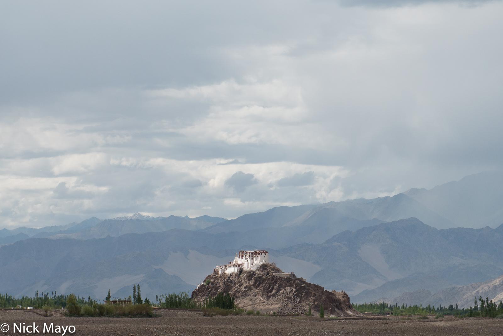Stakna monastery.