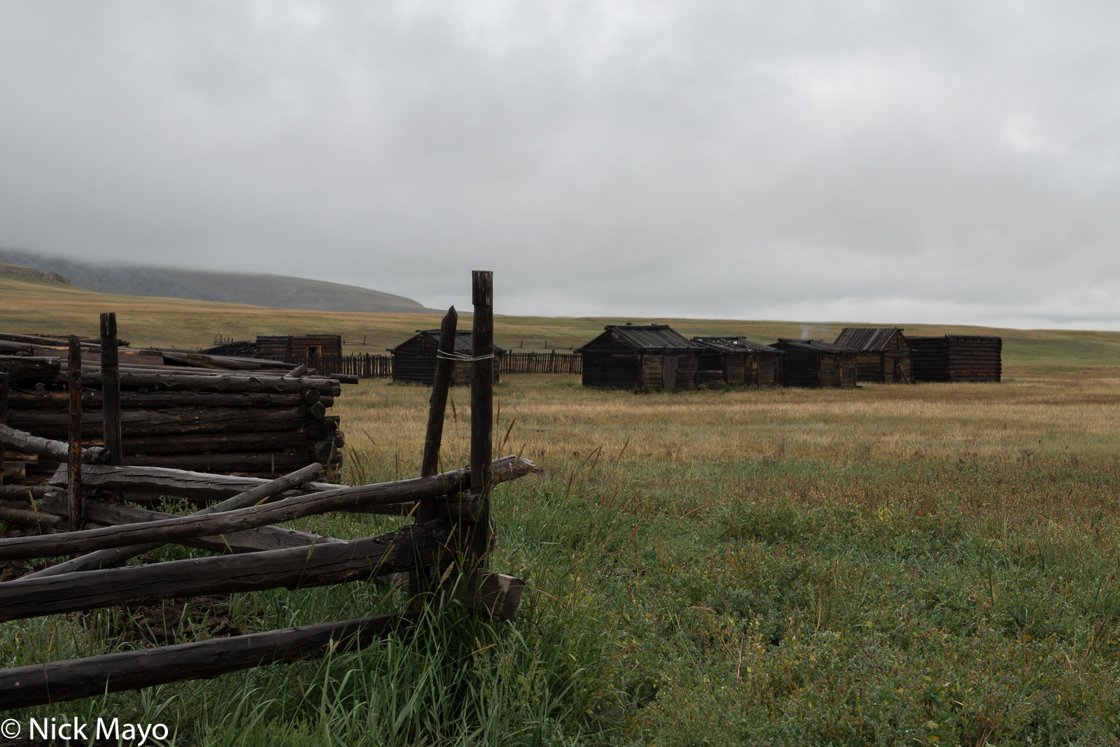 Khovsgol, Mongolia, Village, photo