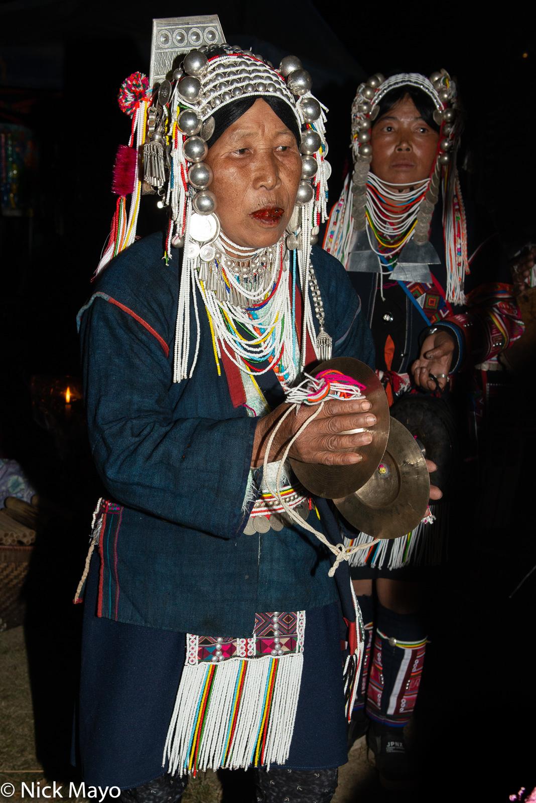Burma, Circling, Cymbals, Festival, Hani, Shan State, photo