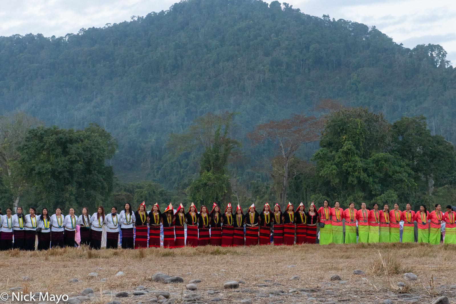 Adi, Arunachal Pradesh, Festival, Galo, India, photo