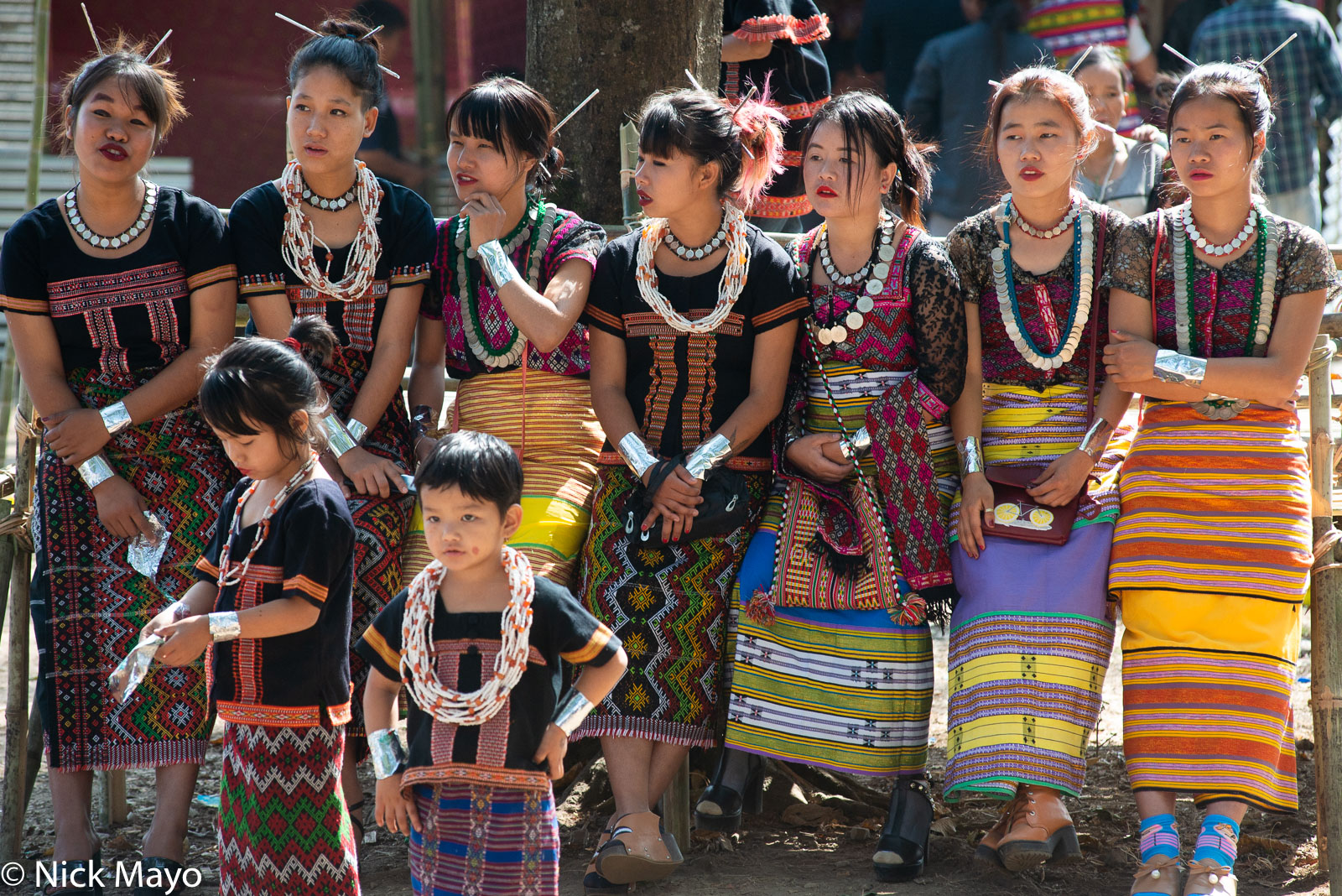 Arunachal Pradesh, Festival, India, Mishmi, photo