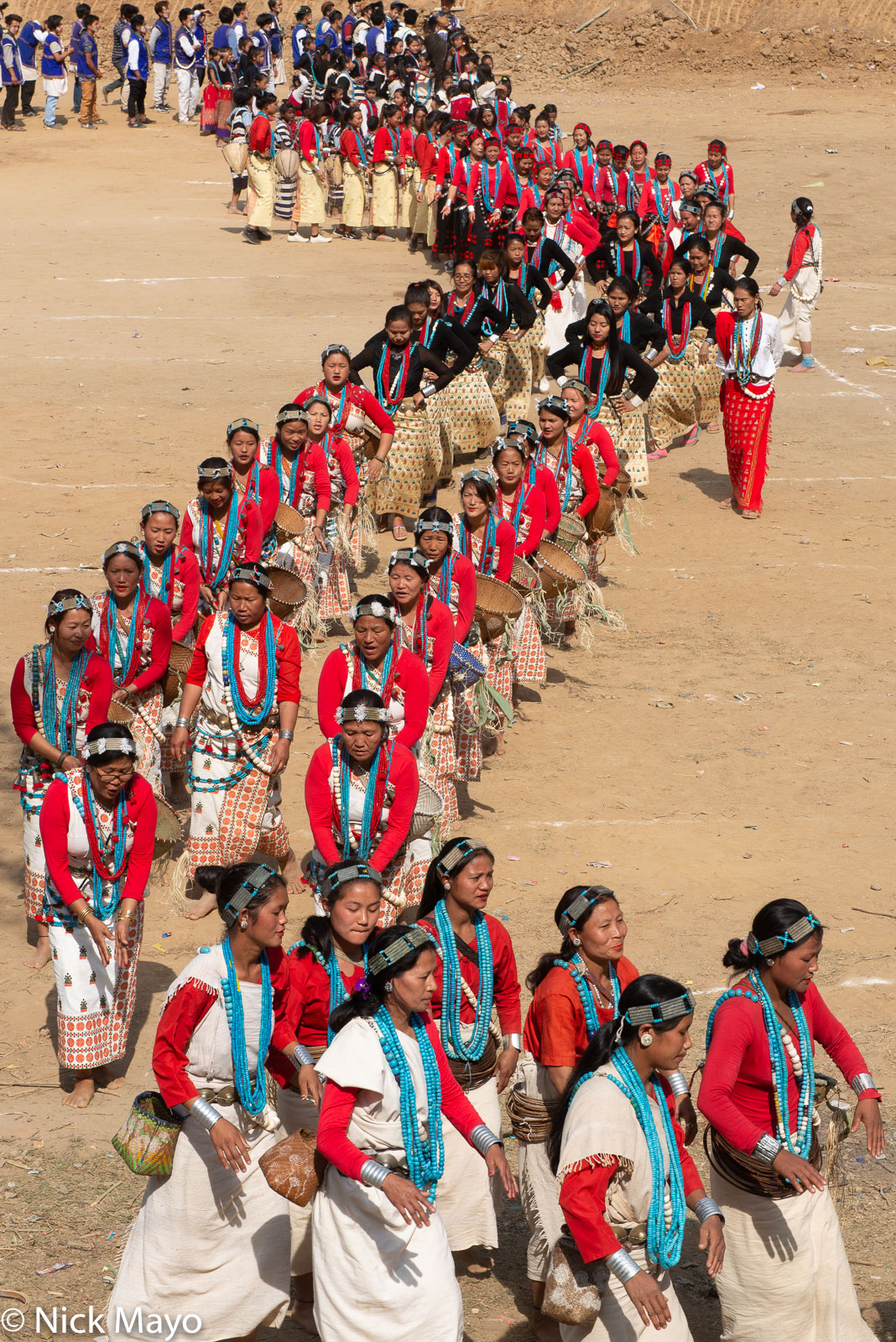 Arunachal Pradesh, Festival, India, Nyishi, photo