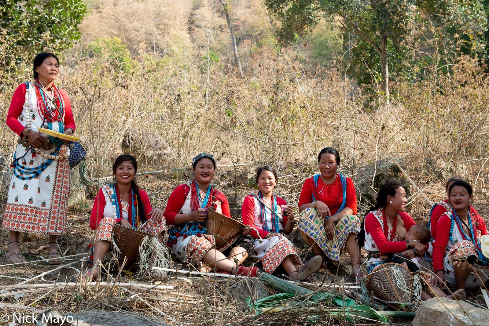 Arunachal Pradesh, Festival, India, Nyishi, photo