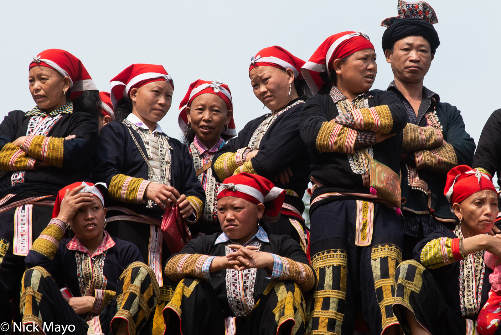 Festival, Lao Cai, Vietnam, Yao, photo