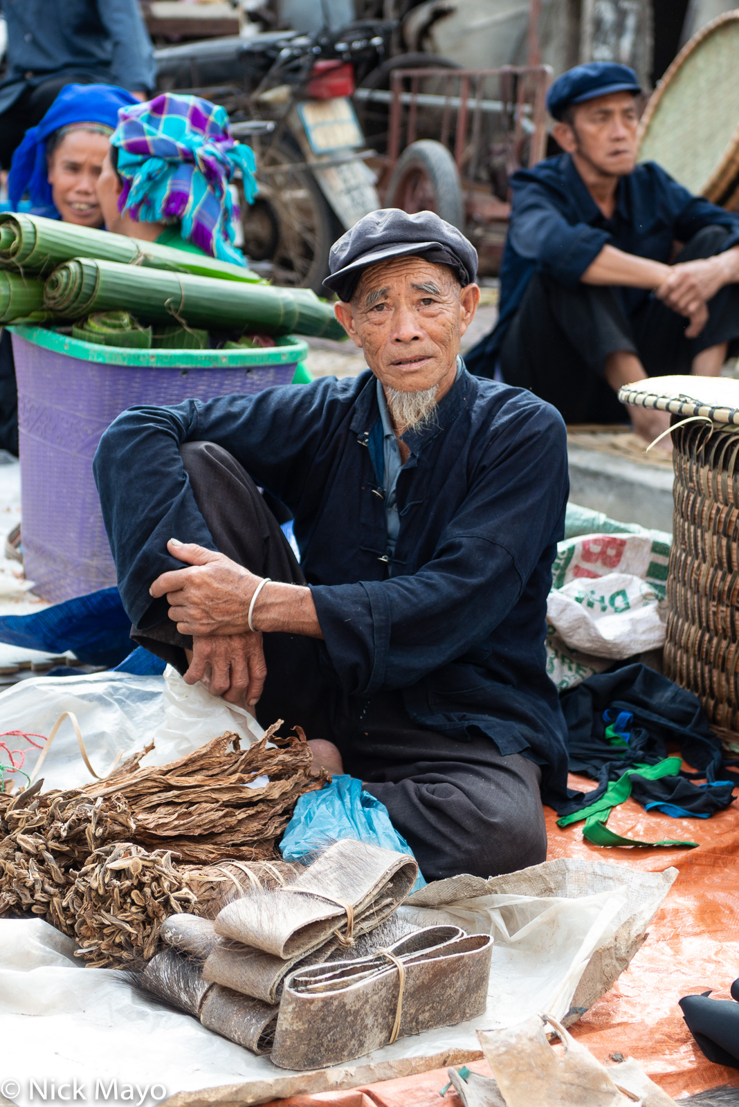 Ha Giang, Market, Selling, Vietnam, Zhuang, photo