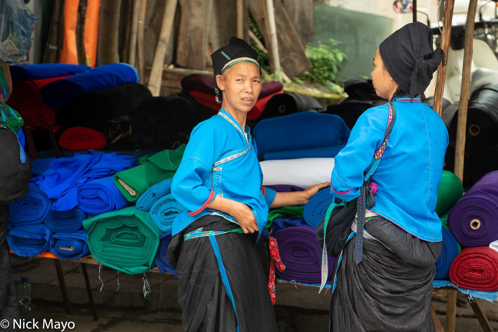 Ha Giang, Market, Vietnam, Zhuang, photo