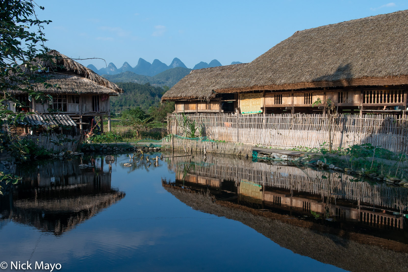 Ha Giang, Residence, Thatch, Vietnam, photo