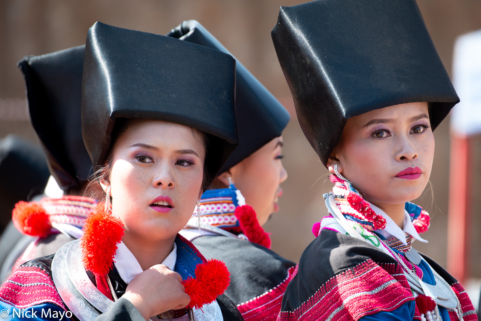 Burma, Festival, Lisu, Mandalay Division, photo